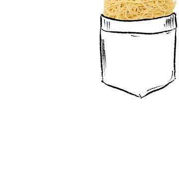 Spaghetti Pocket by BigBlack