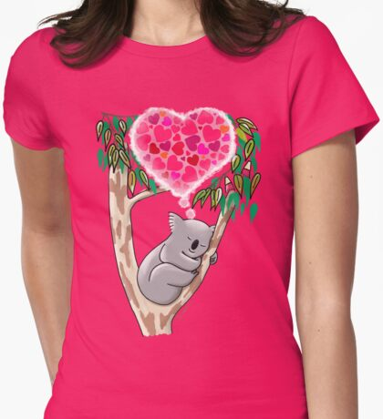Koala in love T-Shirt