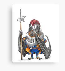Swiss Guard Bat Metal Print