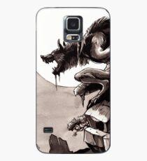Crag Werewolf Case/Skin for Samsung Galaxy