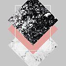 Geometric Textures 1 by Mareike Böhmer