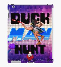 Duckman Hunt 8 Bit Retro iPad Case/Skin