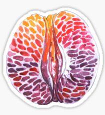 Blood Orange Sticker