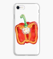 Bell Pepper iPhone Case/Skin
