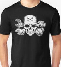 Mechanic Sayings T Shirts aircraft mechanic aircraft mechanic coffee   Unisex T-Shirt