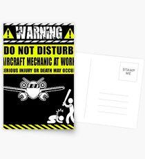 aircraft mechanics Mechanic Sayings T Shirts aircraft mechanic tools R Postcards
