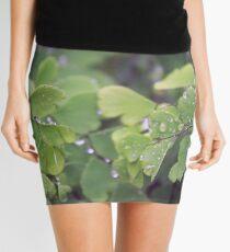 After rain Mini Skirt