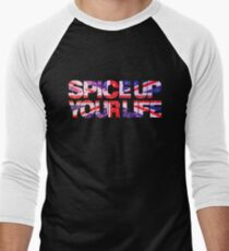 Spice Up your life Men's Baseball ¾ T-Shirt
