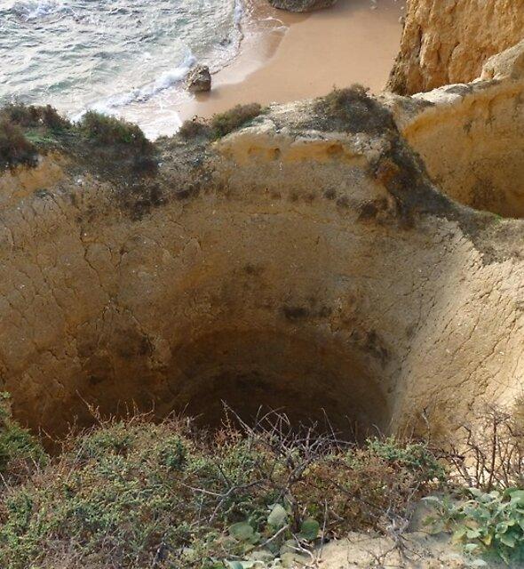 Sinkholes by Janone