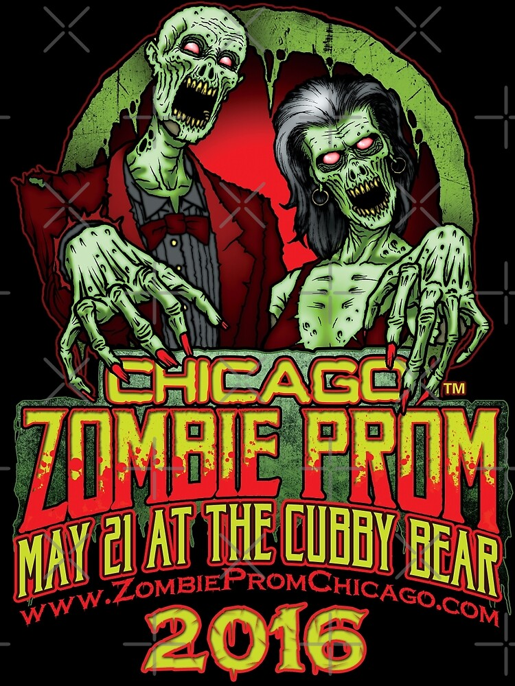 Zombie Prom Chicago 2016 by TheZombieArmy
