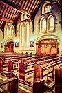 Empty Pews    ED by Raymond Warren