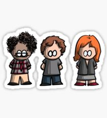 IT crowd chibi Sticker