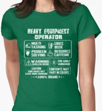 Appliance Vector  Womens Fitted T-Shirt
