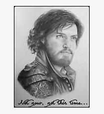 Athos season 2 Photographic Print