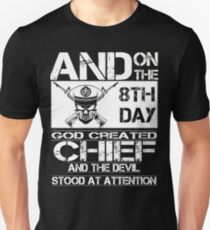 Airplane navy chief navy pride Us Navy navy chief dad navy chief wife  T-Shirt