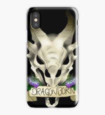 dragon's blood iPhone Case