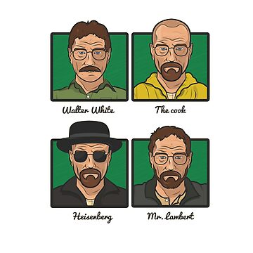 Breaking Bad - Walter White by Cariatydes