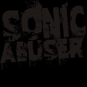 Sonic Abuser Black by himmstudios