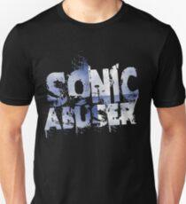 Sonic Abuser Blue Unisex T-Shirt