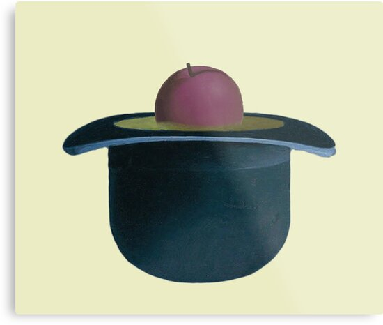 cf44a8cd143 A single plum floating in perfume served in a man s hat by Exposation