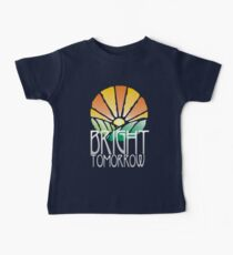 Strahlendes Morgen Baby T-Shirt