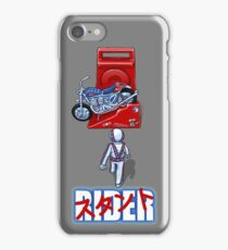 Stunt Rider iPhone Case/Skin