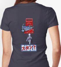 Stunt Rider Women's Fitted T-Shirt