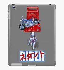 Stunt Rider iPad Case/Skin
