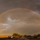Rainbow Perfection by Matt Fricker