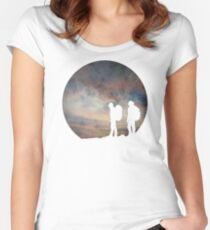 The Air Up There Women's Fitted Scoop T-Shirt