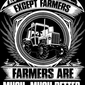 stupid farmer Bird farmer mom piglet farmer farmer wave farmer kids fa by lnet