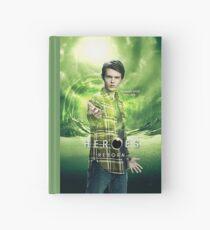 Saving The World - Nathan Hardcover Journal