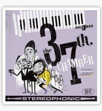 SHAOLIN JAZZ - Hi Fi Sticker