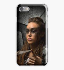 Lexa (Alycia Debnam-Carey) iPhone Case/Skin
