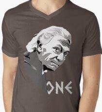 Theta Sigma One Men's V-Neck T-Shirt