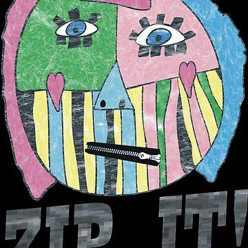 ZIP IT!  by himmstudios