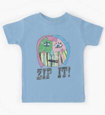 ZIP IT!  Kids Tee