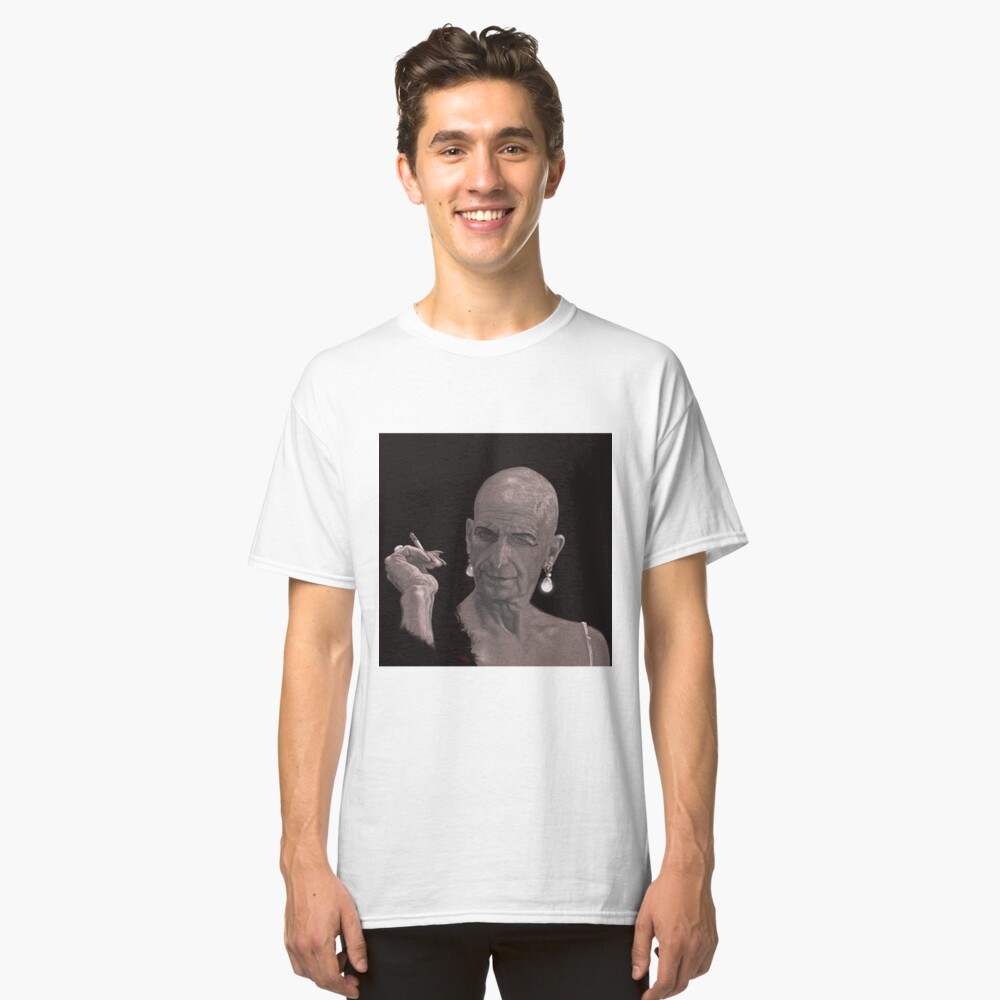 "AHS- ""Liz Taylor""  Classic T-Shirt Front"