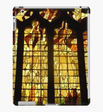 Autumn Stained Glass iPad Case/Skin