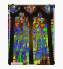 Technicolour Stained Glass iPad Case/Skin
