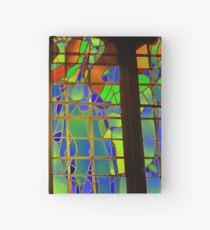 Cuaderno de tapa dura Technicolour Stained Glass