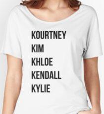Kardashians Loose Fit T-Shirt