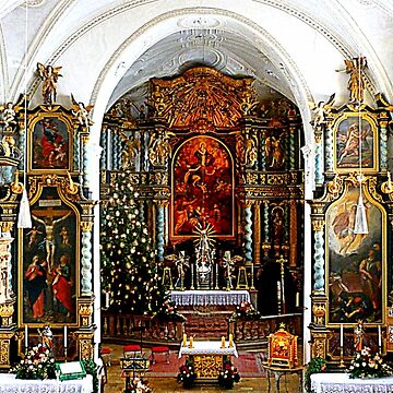 Pilgrimage church of St. Mary's Ascension by angel1