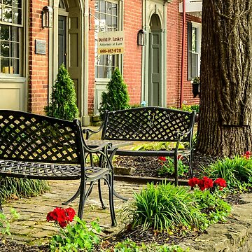 Augusta KY Benches by mcstory