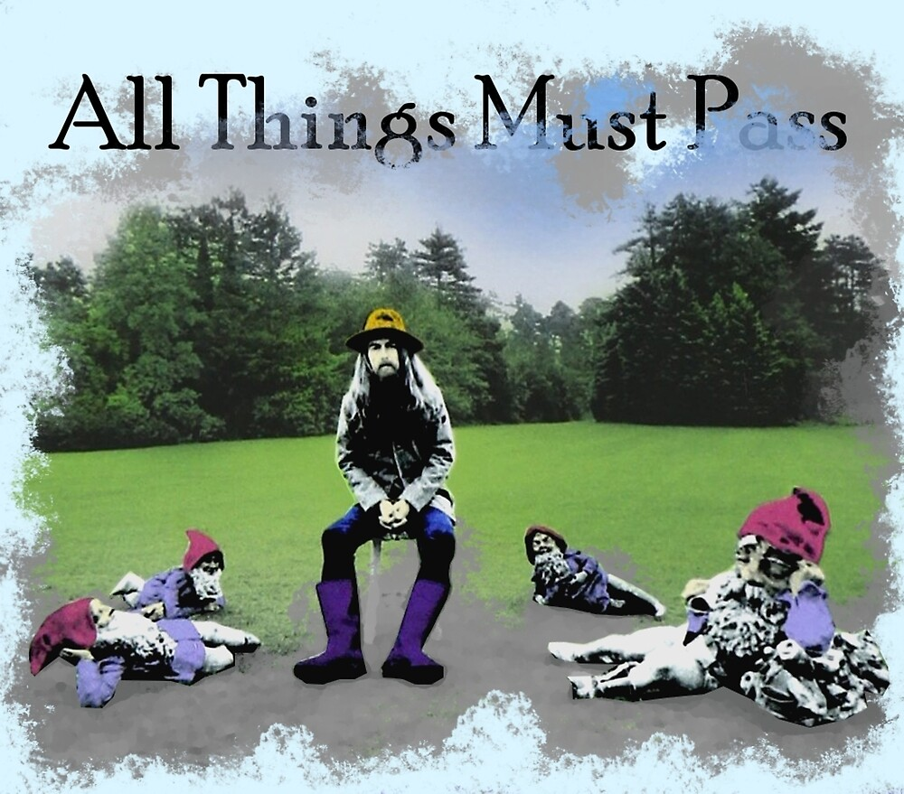All Things Must Pass Album
