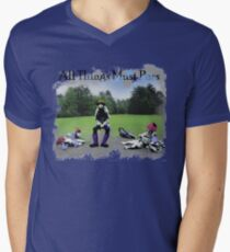 All Things Must Pass Album Men's V-Neck T-Shirt