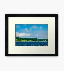 LaHave, Nova Scotia Framed Print