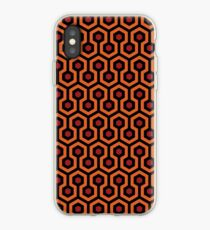 Das glänzende - Overlook Hotel Carpet iPhone-Hülle & Cover