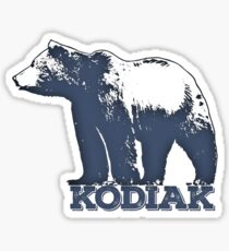KODİAK Sticker