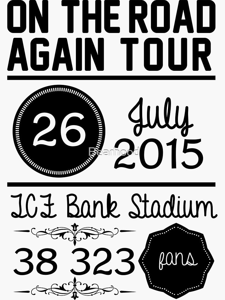 26th July - TCF Bank Stadium OTRA by Bearhood